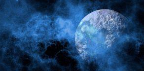 Mond, Weltall