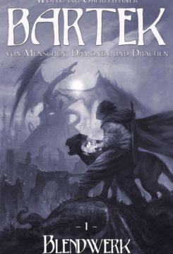 Bartek, Fantasy, Blendwerk, Panther, Drache, Magie