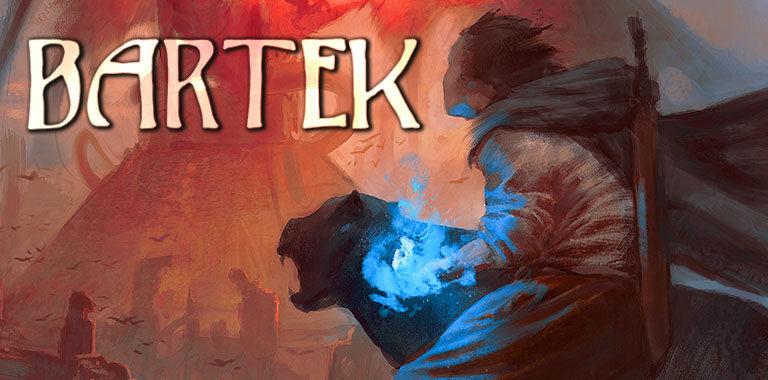 Bartek, Fantasy, Panther, Rau, Magie, Schwert