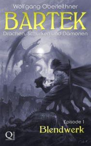 Bartek 1 - Blendwerk, Fantasy Cover, Drache, Panther