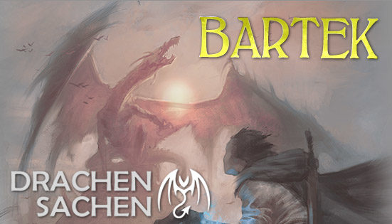Bartek, Drache, Fantasy, Drachensachen